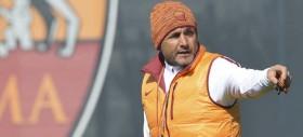 Esercitazioni tecniche in vista della Fiorentina, fisioterapia per Nainggolan
