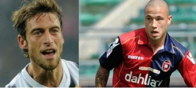 Nainggolan e Marchisio per De Rossi Bradley