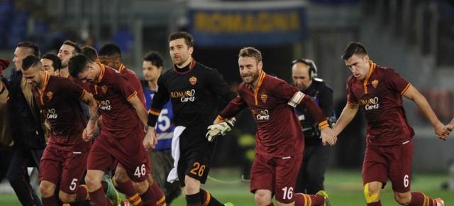 Grande stagione per la Roma... Qual'è stata la vittoria più bella?