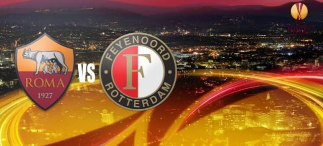 La Roma ha pescato il Feyenoord. Cosa pensi del sorteggio?