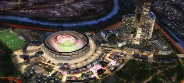 Presentato dalla AS Roma, il progetto definitivo del nuovo Stadio di Tor di Valle, fiducioso?